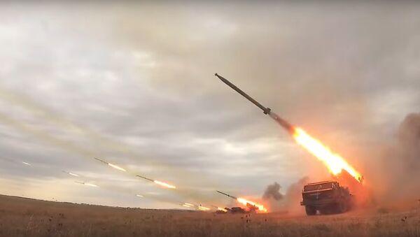 V jednom VIDEU byla shromážděna veškerá síla ruského dělostřelectva - Sputnik Česká republika