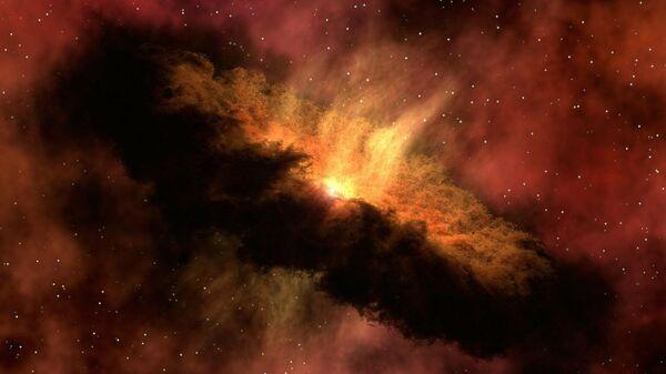 Vesmír, ilustrace - Sputnik Česká republika