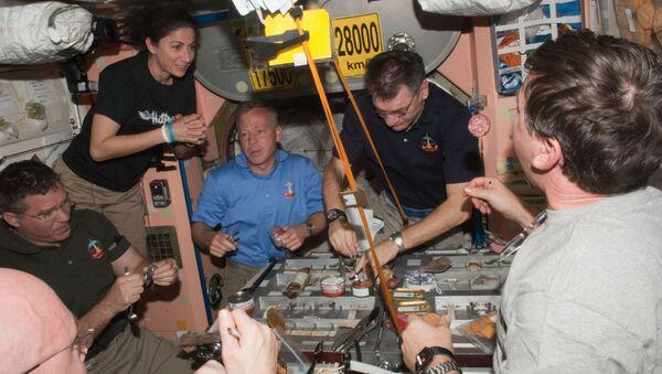 Na palubě ISS - Sputnik Česká republika