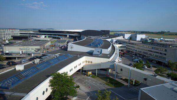 Vídeňské letiště - Sputnik Česká republika