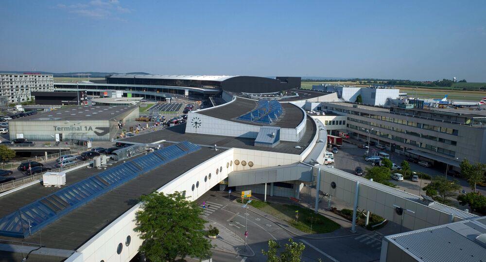 Vídeňské letiště