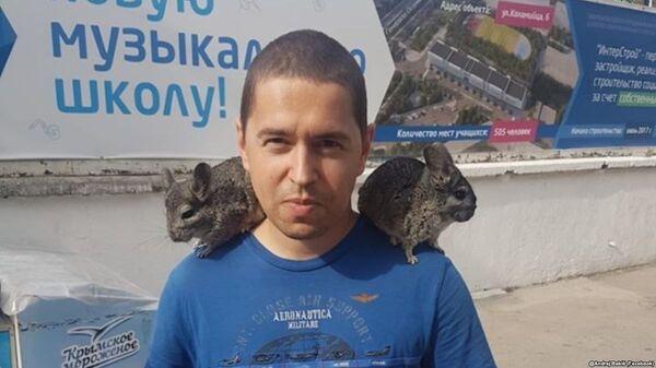 Syn Andreje Babiše během cesty na Krym - Sputnik Česká republika