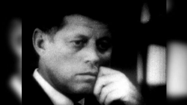 55. výročí vraždy Johna F. Kennedyho - Sputnik Česká republika