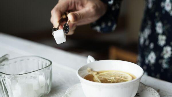 Čaj s cukrem a citronem - Sputnik Česká republika