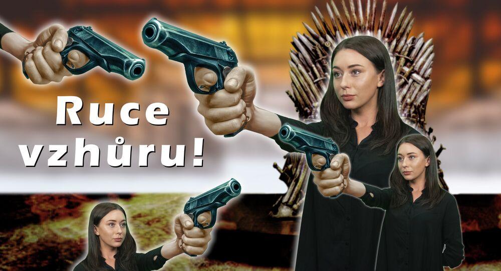 Česky s ruským akcentem: Česko se vyzbrojuje