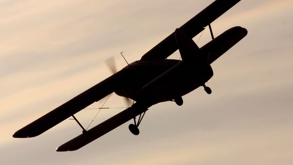 Letadlo An-2 - Sputnik Česká republika
