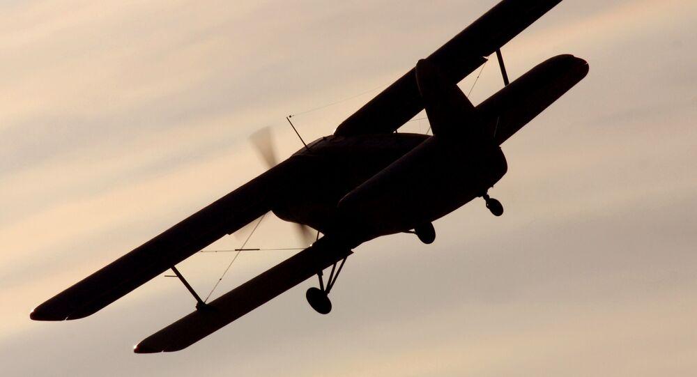 Letadlo An-2