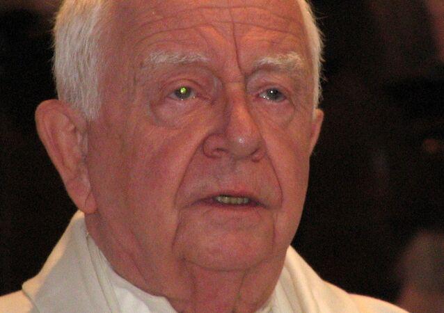 Český kněz a profesor Petr Piťha