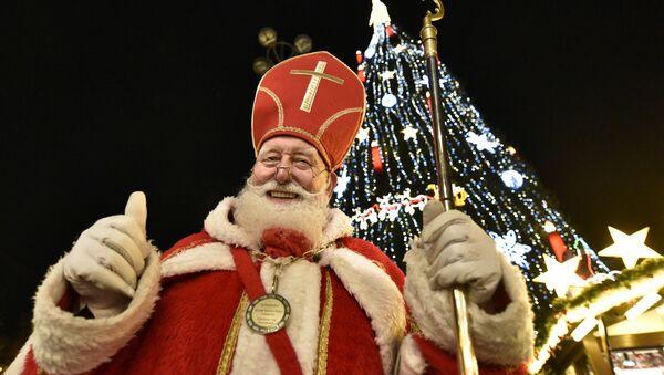 Santa Claus v Nemecku - Sputnik Česká republika