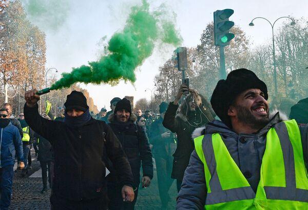 Tento týden v obrázcích: Krásy přírody, protesty a oslavy - Sputnik Česká republika
