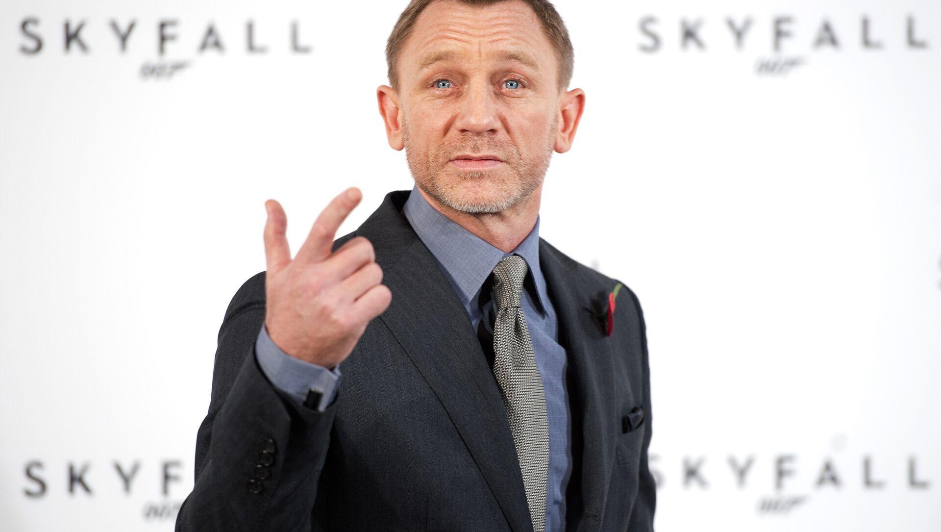 Herec Daniel Craig - Sputnik Česká republika, 1920, 01.04.2021