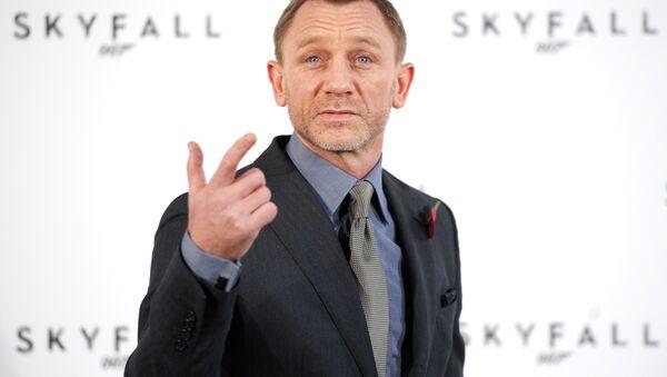 Herec Daniel Craig - Sputnik Česká republika