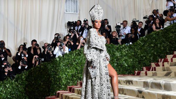 Zpěvačka Rihanna - Sputnik Česká republika