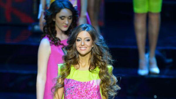 Miss Moskva Oxana Vojevodinová - Sputnik Česká republika