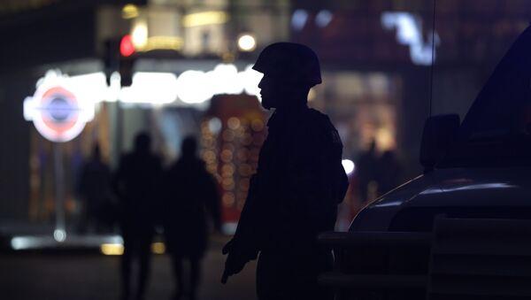 Čínská policie - Sputnik Česká republika