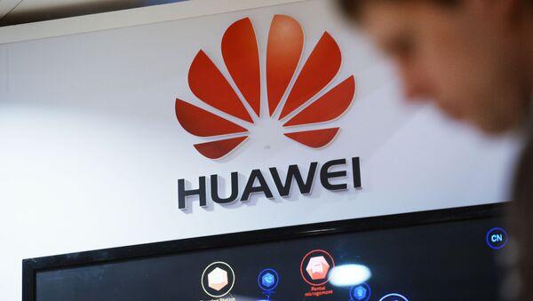 Společnost Huawei - Sputnik Česká republika