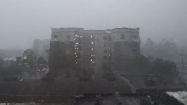 Hurikán Florence v USA - Sputnik Česká republika