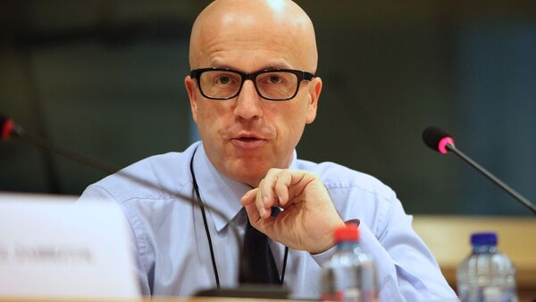 Europoslanec Pavel Telička - Sputnik Česká republika