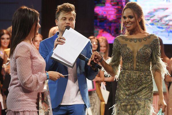 Finále soutěží Top modelka Ruska 2018 a Top modelka Plus 2018 - Sputnik Česká republika