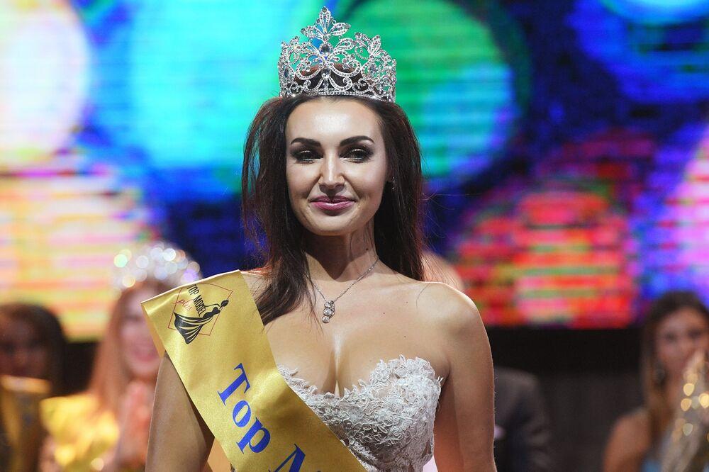Finále soutěží Top modelka Ruska 2018 a Top modelka Plus 2018