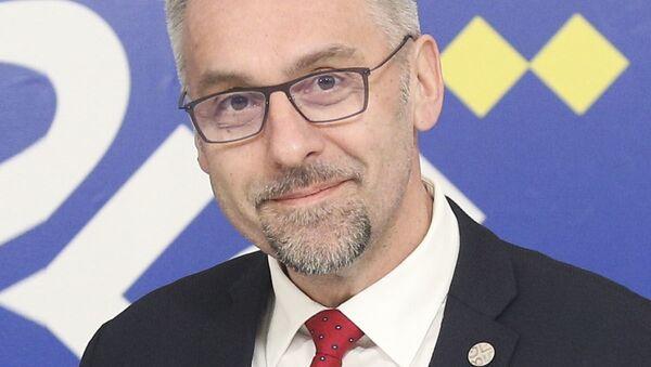 Ministr obrany Lubomír Metnar na konci ledna 2018 - Sputnik Česká republika
