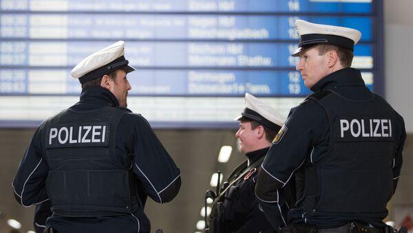 Policie - Sputnik Česká republika