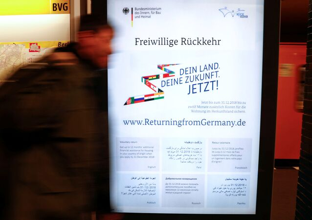 Německá kampaň: Tvoje země. Tvoje budoucnost. Nyní!