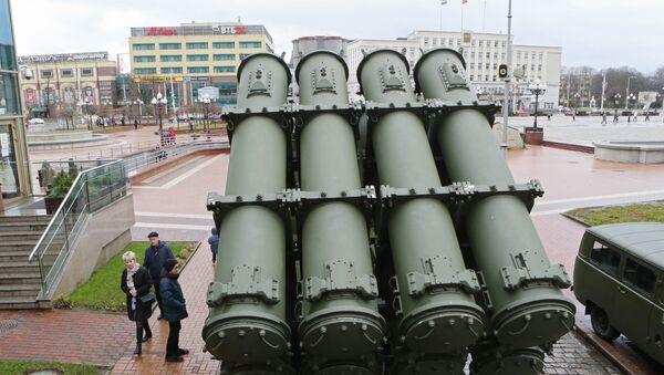 Ruský systém protilodní obrany Bal - Sputnik Česká republika