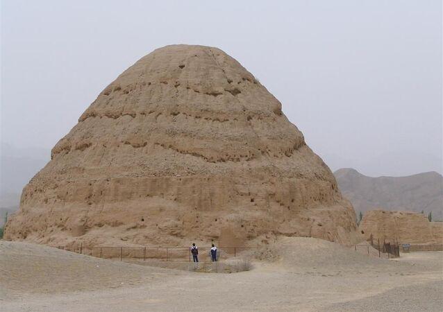Čínská pyramida
