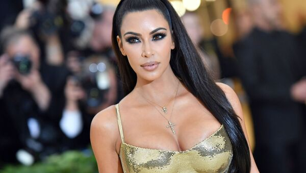 Kim Kardashianová - Sputnik Česká republika