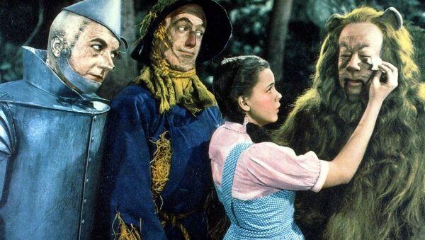 Záběry z filmu Čaroděj ze země Oz - Sputnik Česká republika