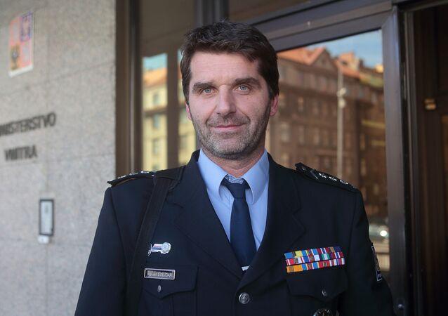 Nový policejní prezident Jan Švejnar