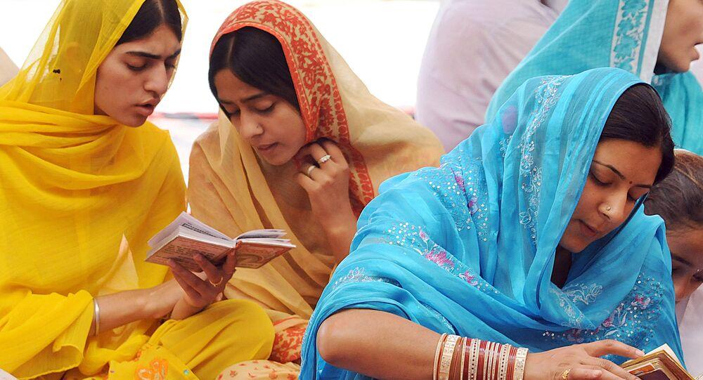 Sikhské ženy