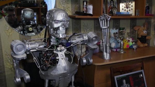Terminator - Sputnik Česká republika