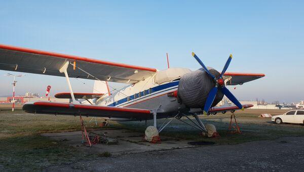 Antonov An-2 na stojánce letiště Praha-Letňany - Sputnik Česká republika