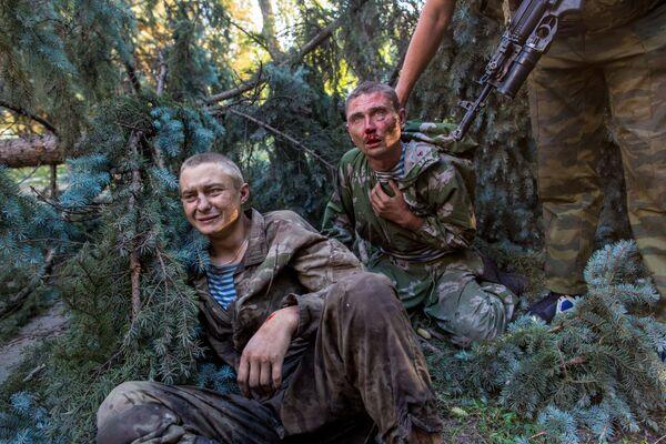 """Zona konfliktu"" Andreje Stenina - Sputnik Česká republika"