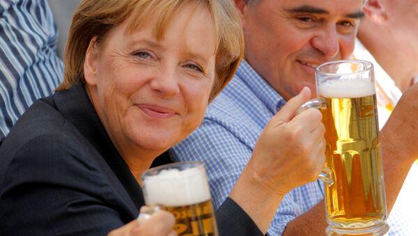 Angela Merkelová (FOTO) - Sputnik Česká republika