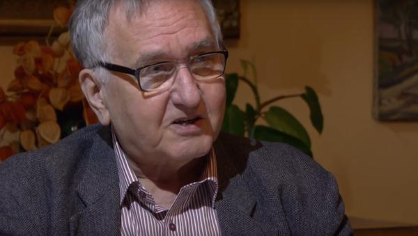 Česko-německý historik, spisovatel a publicista Tomáš Krystlík - Sputnik Česká republika