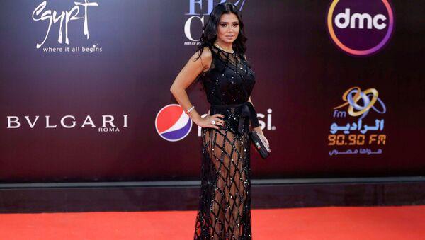Egyptská herečka a fotomodelka Rania Yusefová - Sputnik Česká republika