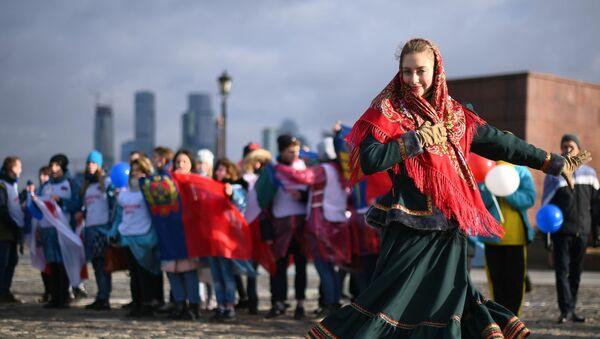 Svátek národností v Moskvě - Sputnik Česká republika