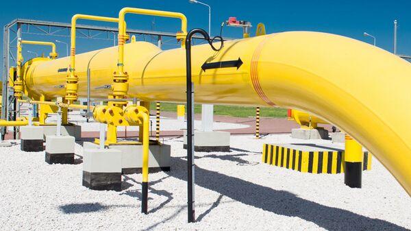 Projekt gazociągu Baltic Pipe  - Sputnik Česká republika