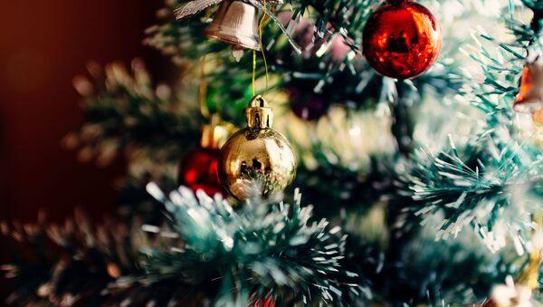 Vánoční stromeček - Sputnik Česká republika