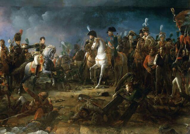 François Gérard, Bitva u Slavkova