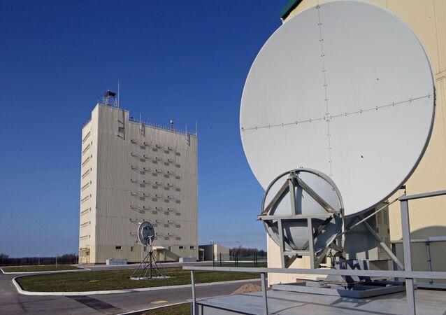 Ruský systém varování před raketovým útokem Voroněž