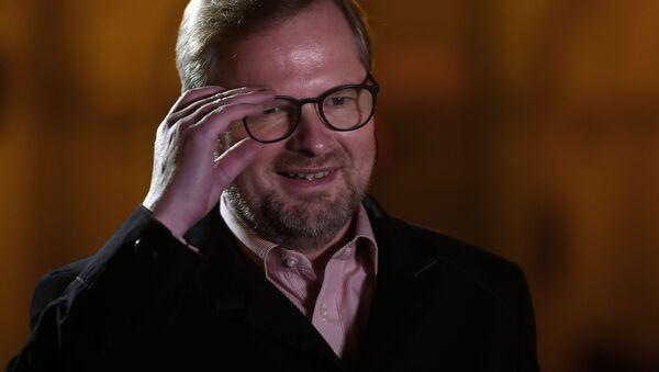 Předseda české strany ODS Petr Fiala - Sputnik Česká republika