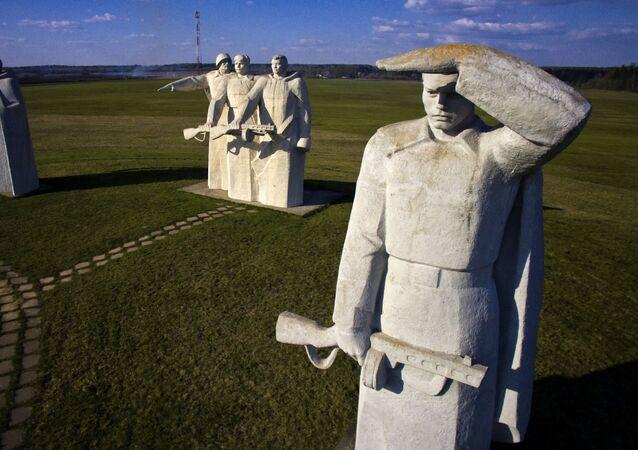 Pomník panfilovců