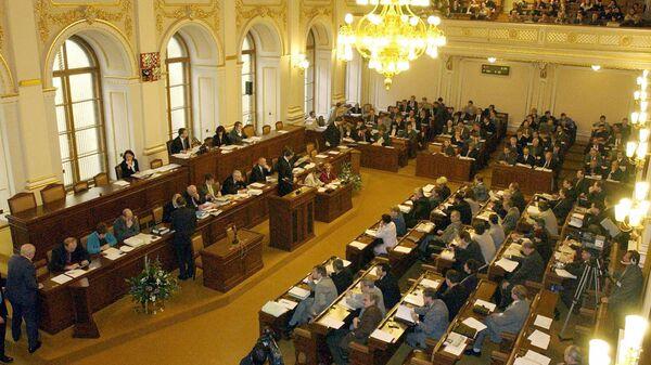 Česká Sněmovna - Sputnik Česká republika