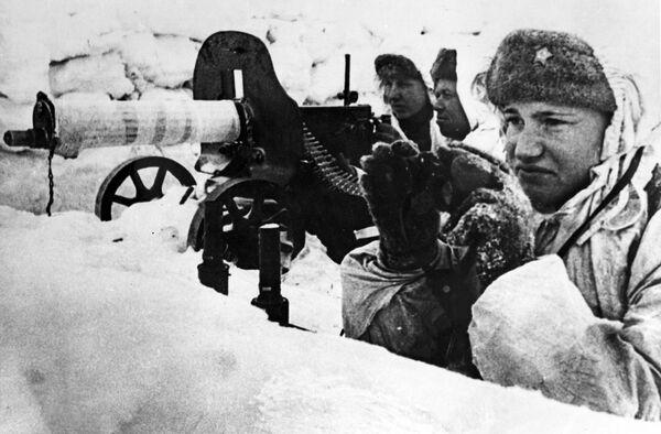 Ustupovat není kam, za námi je Moskva. Výročí jedné z největších bitev 2. světové války - Sputnik Česká republika