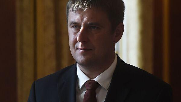 Český ministr zahraničí Tomáš Petříček - Sputnik Česká republika