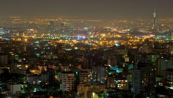 Teheran - Sputnik Česká republika